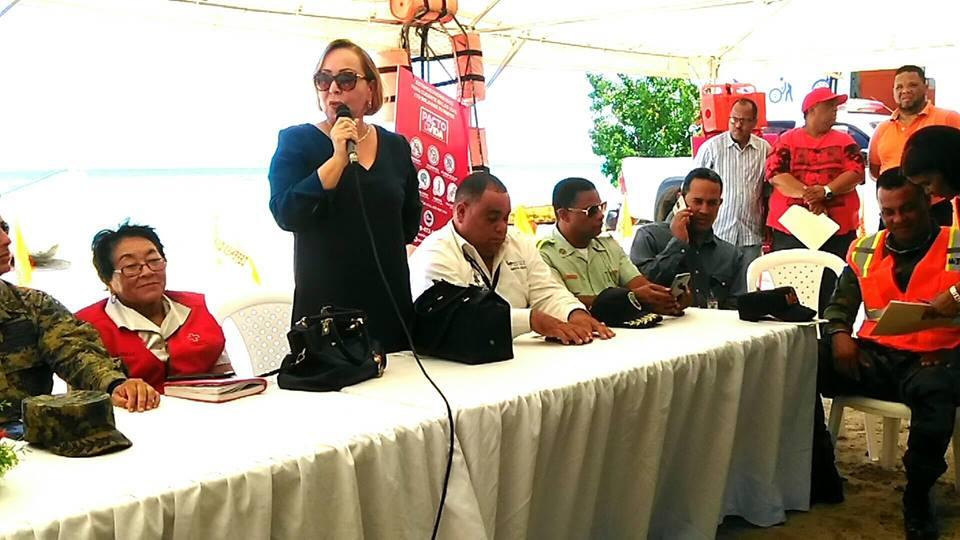 , Autoridades de Barahona anuncian medidas preventivas en Semana Santa