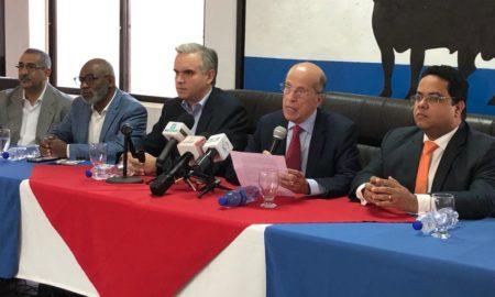 Cuatro partidos llevarán candidaturas comunes en 2020