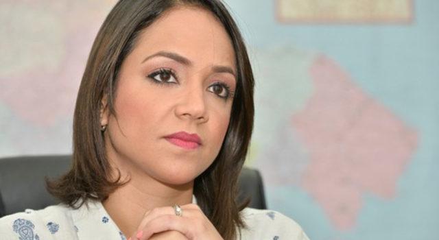 , Faride Raful denuncia Procuraduría falsea información