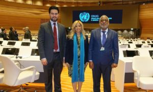 Ciencia y Tecnología en Ginebra, Presentan avances de República Dominicana en Comisión de Ciencia y Tecnología en Ginebra