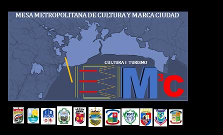 Crean Mesa Metropolitana de Cultura y Marca Ciudad M3C
