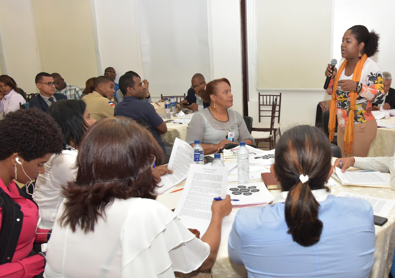 Minerd realiza taller para socializar manual sobre género, Minerd realiza taller para socializar manual sobre género