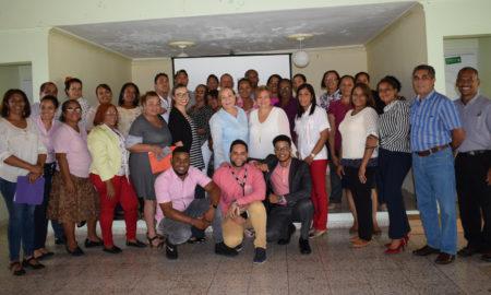 SNS Capacita colaboradores de los hospitales del Servicio Regional de Salud Enriquillo