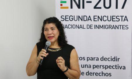 Abordan aporte a la economía y acceso a salud y protección social de población de origen inmigrante en RD