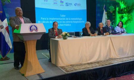 Implementarán Metodología de Cálculos de Costos en los Centros Hospitalarios de la Red Pública.