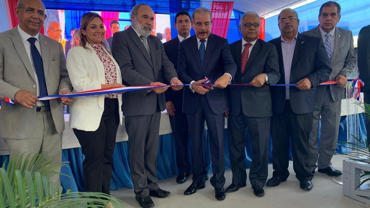 , Inauguran hospital municipal Pablo Morrobel en Luperón,  Puerto Plata