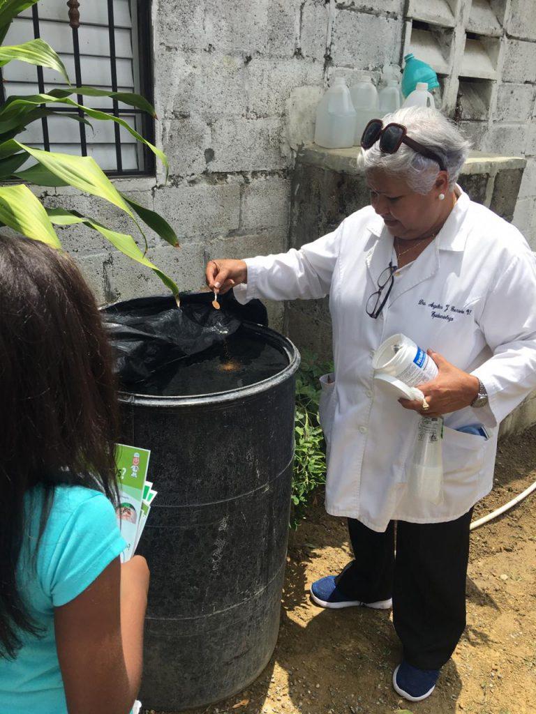 , SNS designa especialistas e implementa otras acciones contra Dengue