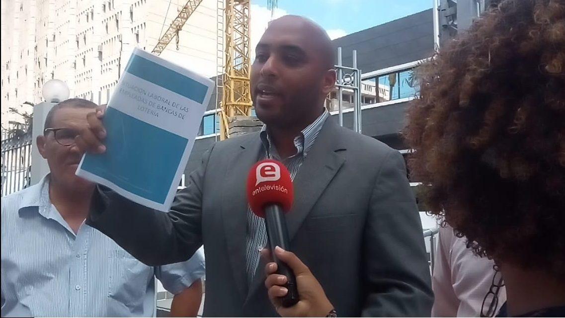 , Víctor Aponte: Gobierno debe revocar licencias a bancas de lotería que violen derechos laborales