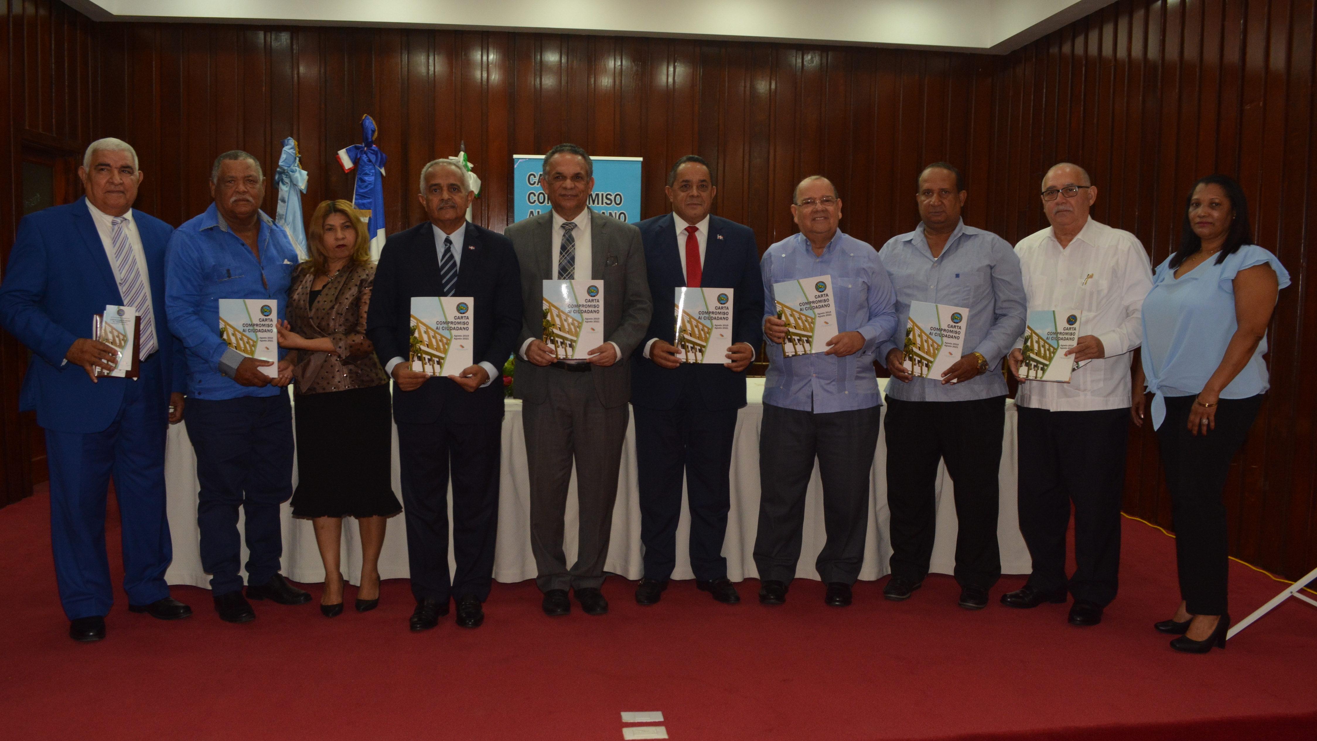 IAD presenta Carta Compromiso al Ciudadano, IAD presenta Carta Compromiso al Ciudadano
