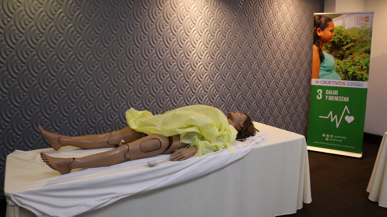 , Capacitan Equipo Nacional de Facilitadores en Cuidados Obstétricos de Emergencia para reducción de mortalidad materna