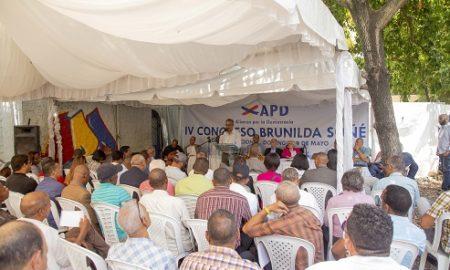 APD escoge a Luis Abinader Corona como candidato presidencial; crearán frente opositor anti fraude