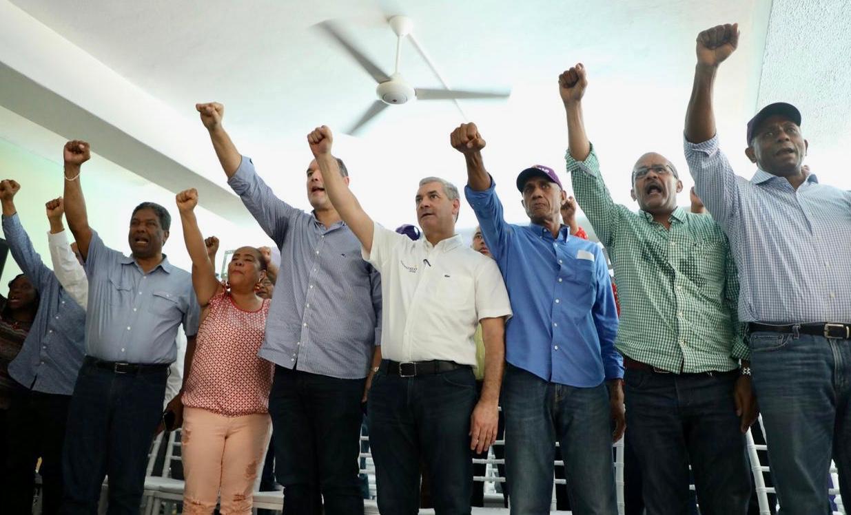 , Gonzalo Castillo agradece a su natal barahona por respaldo en la internas del PLD