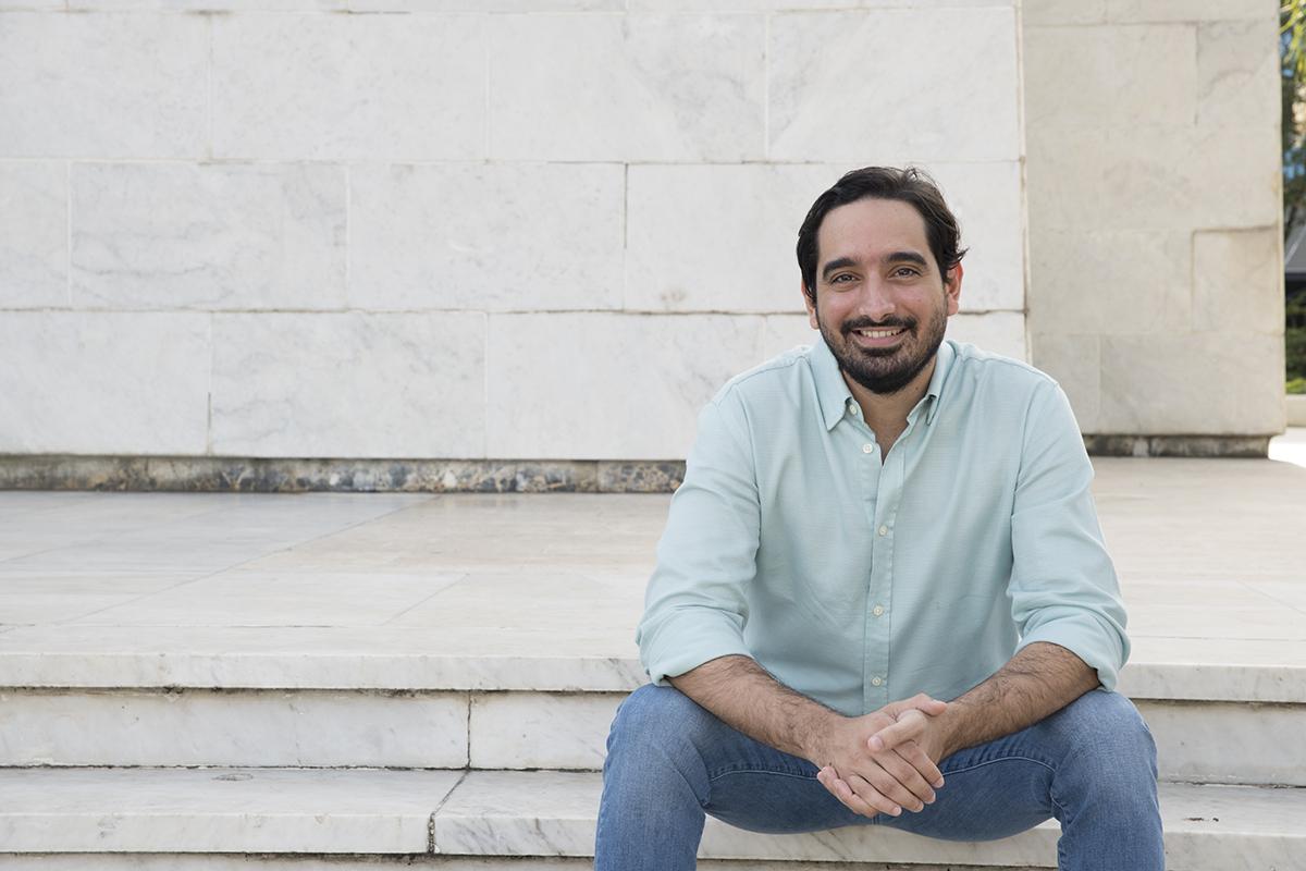 , Alianza País proclama al joven José Horacio Rodríguez como candidato a Diputado