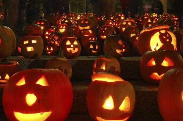 , Origen de la historia de Noche Halloween