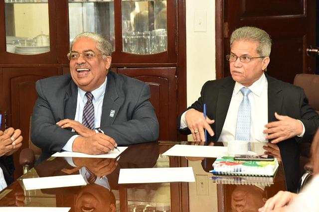 , SNS y CMD continúan dialogo de acercamientos