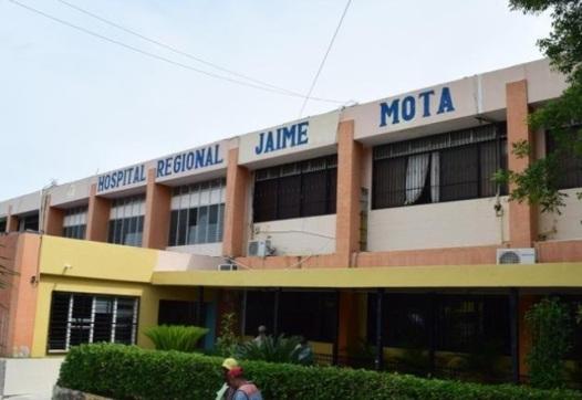 , Dirección del hospital  Jaime Mota condena conducta de médico el área de la Emergencia