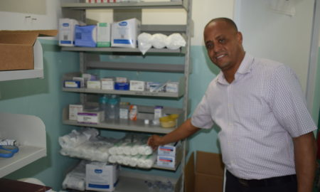 Director hospital Jaime Mota afirma cuentan con sala de UCI e insumos necesarios