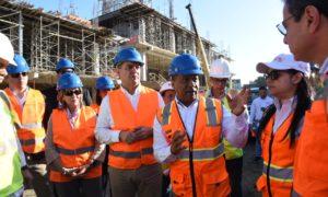 MOPC avanza trabajos de nuevo Palacio de Justicia en Santo Domingo Este