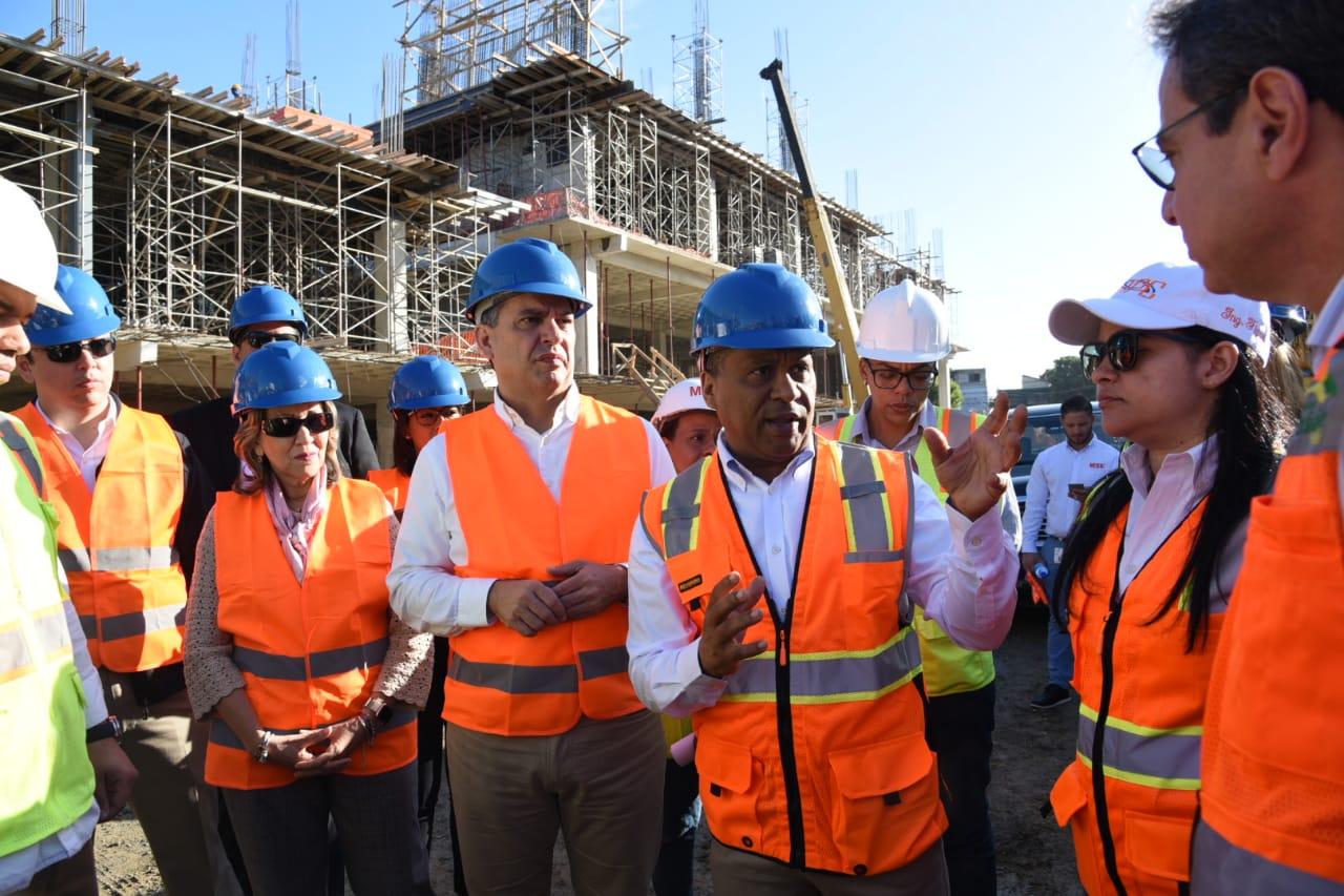 MOPC avanza trabajos de nuevo Palacio de Justicia en Santo Domingo Este, MOPC avanza trabajos de nuevo Palacio de Justicia en Santo Domingo Este