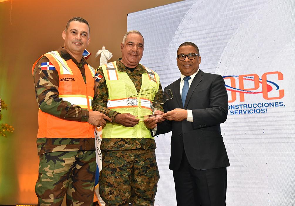 , MOPC celebra haber arribado a los 2 millones de asistencias en protección y seguridad vial