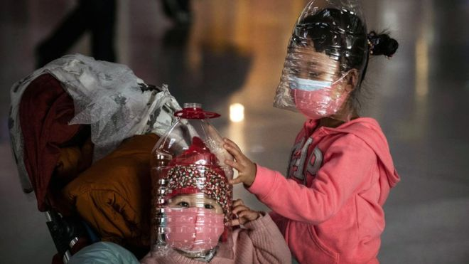 , Cómo el brote de Coronavirus afecta la vida cotidiana en China