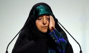 Viceministra de Irán es reportada con Coronavirus