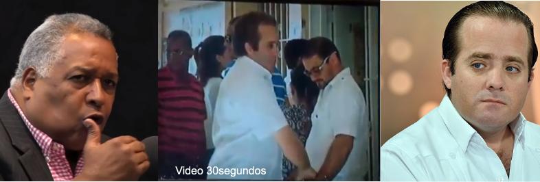 , Melton Pineda pide la renuncia inmediata de José Ignacio Paliza por soborno en redes sociales