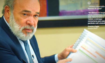 TSA cita al director de OISOE, Francisco Pagán, por denegación de información