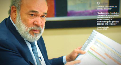 TSA cita al director de OISOE, Francisco Pagán, por denegación de información, TSA cita al director de OISOE, Francisco Pagán, por denegación de información