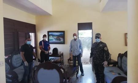 Autoridades de Barahona diseñan estrategia para entrega de ayudas por Covid-19