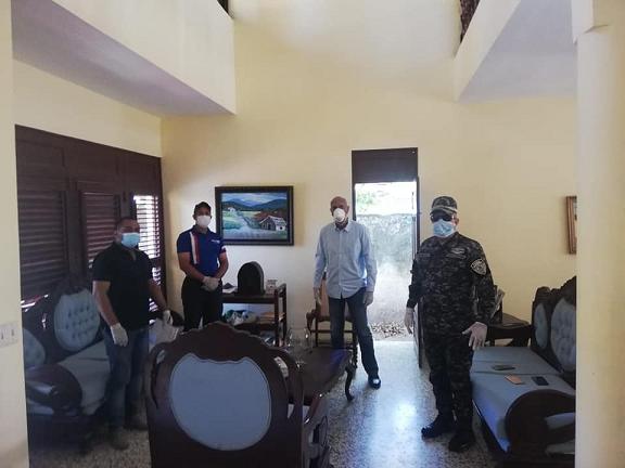 Autoridades de Barahona diseñan estrategia para entrega de ayudas por Covid-19, Autoridades de Barahona diseñan estrategia para entrega de ayudas por Covid-19