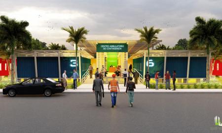 Expertos dominicanos proponen hospital modular ante COVID 19