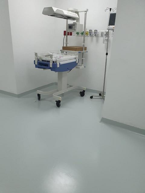 , SRSEN traslada Unidad Materno Neonatal a nueva área en Jaime Mota