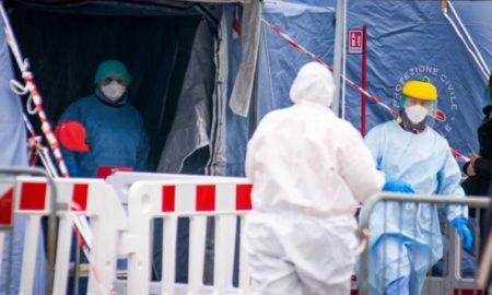 """Italia   """"La sala de emergencias se está derrumbando"""": la dramática situación que deben enfrentar los médicos que atienden a pacientes con covid-19"""