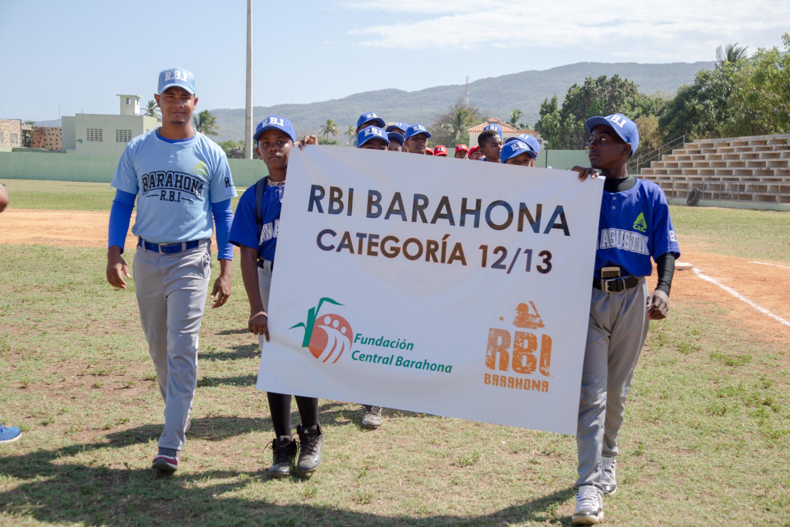Fundación CB Inaugura VI Torneo de RBI Barahona, Fundación CB  Inaugura VI Torneo de RBI Barahona