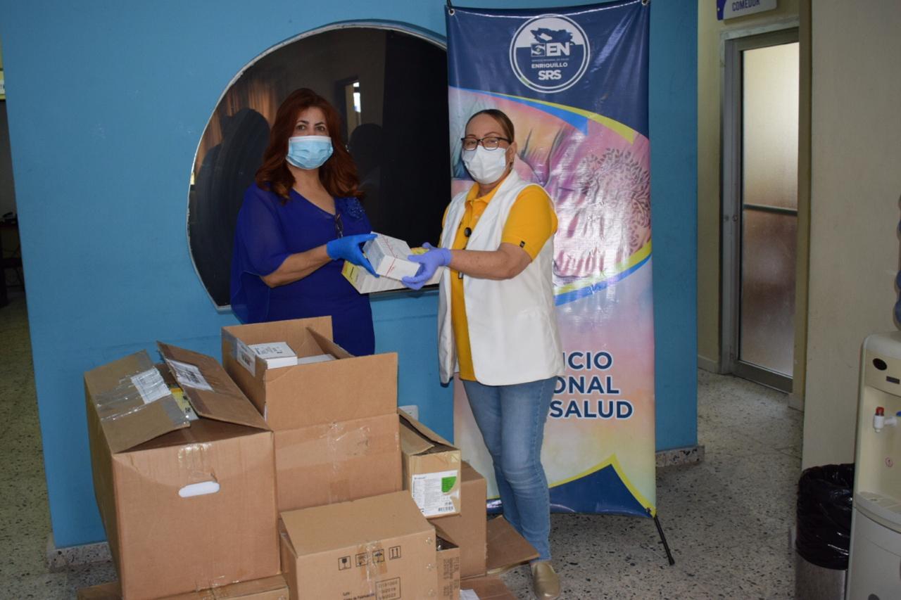 , Dirección Regional de Salud Enriquillo continúa la entrega de Insumos a Centros sanitarios de la región