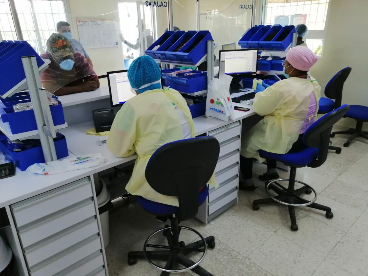 , Promese/Cal implementa medidas  para prevenir COVID- 19  en sus empleados