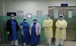 SNS destaca y agradece labor de Enfermeras ante pandemia