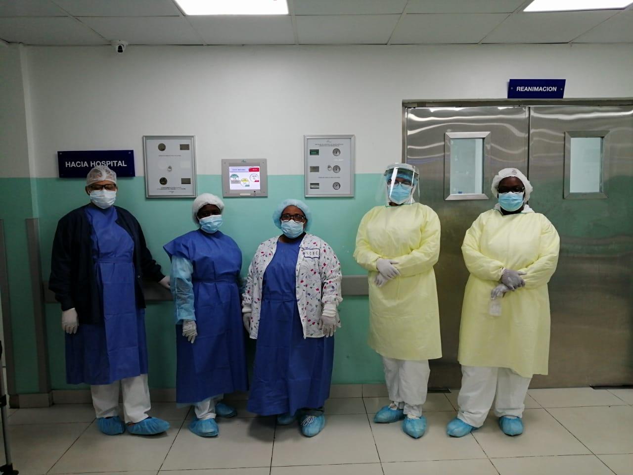 SNS destaca y agradece labor de Enfermeras ante pandemia, SNS destaca y agradece labor de Enfermeras ante pandemia