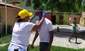 Ñiñin manifiesta mascarilla es vital para enfrentar COVID-19