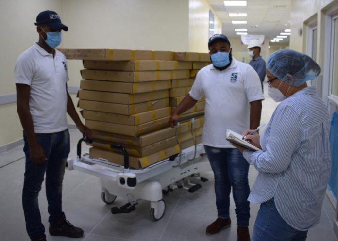 , Inicia equipamiento del nuevo hospital San Bartolomé de Neiba