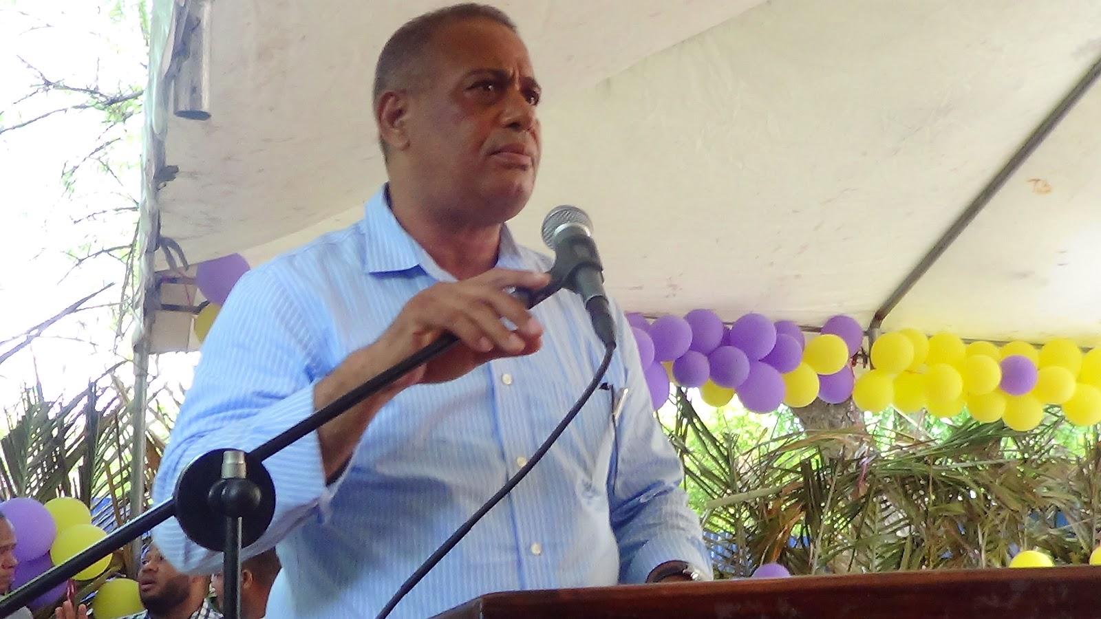 , Ex gobernador Rafael Cuevas se declara diputado electo por Bahoruco