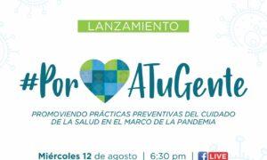 "ADESA lanza Campaña ""Por Amor a tu Gente"" para prevención del Coronavirus"