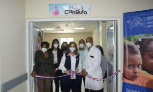 Implementan programa Mamá Canguro en hospital Jaime Mota, Implementan programa Mamá Canguro en hospital Jaime Mota