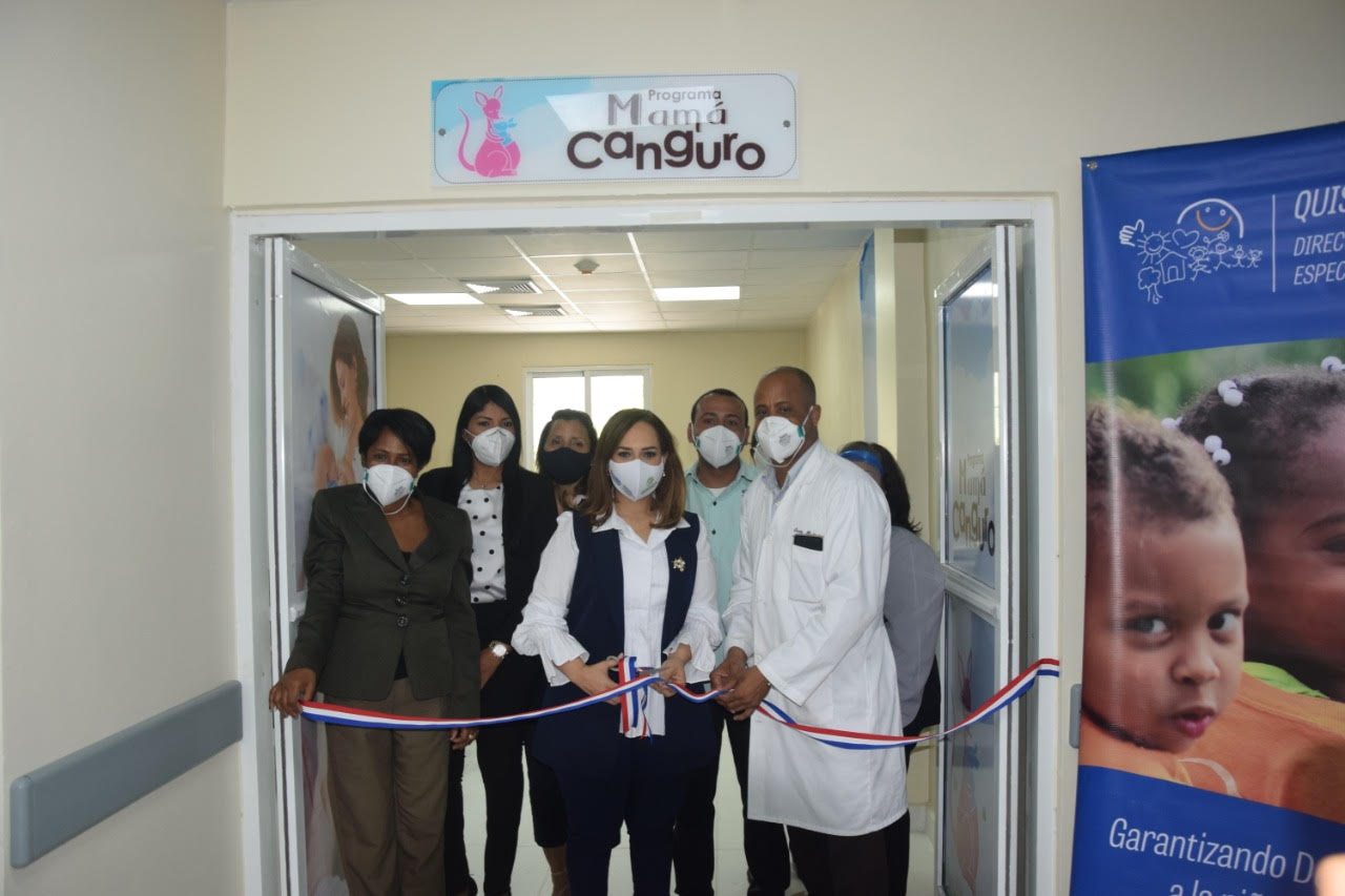 , Implementan programa Mamá Canguro en hospital Jaime Mota