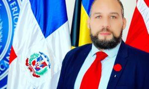 Omar Rivera, un candidato que promueve la unidad e integración en SODOMEDI