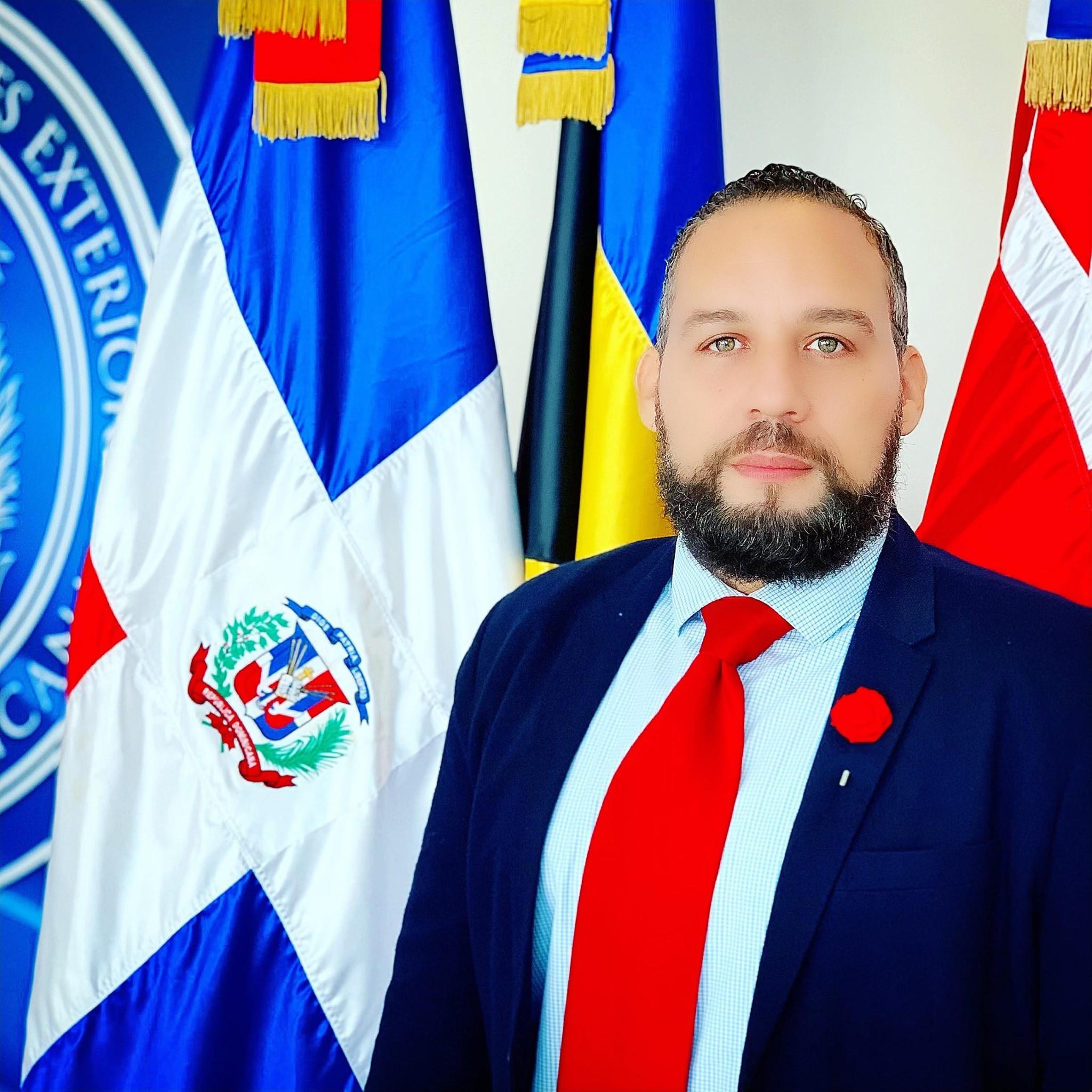 , Omar Rivera, un candidato que promueve la unidad e integración en SODOMEDI