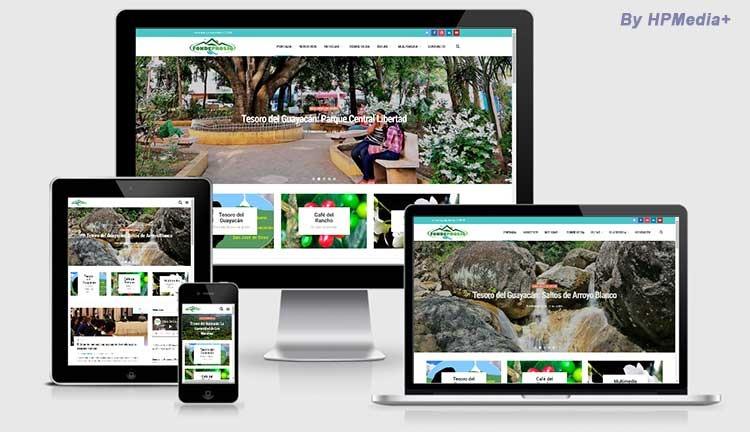 , Fondo de Desarrollo Ecoturístico San José de Ocoa lanza su nueva página web