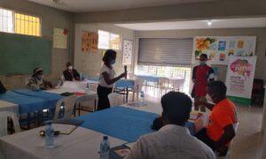 Empoderan organizaciones sociales sobre proyecto para Prevención de Matrimonio Infantil y Uniones Tempranas
