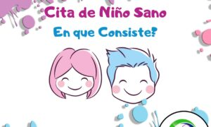 """""""Pediatra En Casa"""" Control De Niño Sano"""